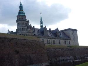 Kronborg Castle aka Elsinor